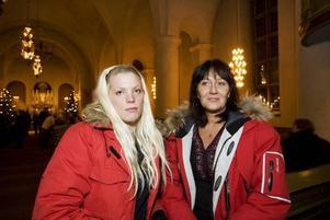 För Jessica Hagberg och Jessica Carlsson är det tredje besöket och det kommer att bli fler.