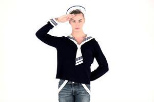 Michael Westlund alias Sailor Boy är uppväxt i Valbo men flyttade till Stockholm för fyra år sedan. Den 1 juni går han ut balettakademien och därefter fortsätter han att jobba med olika sång- och dansprojekt.