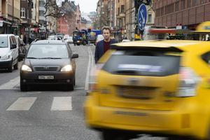 Fredrik Gerttens senaste film Bikes vs Cars visades på nystartade Doc Lounge på Sveateatern i Sundsvall.