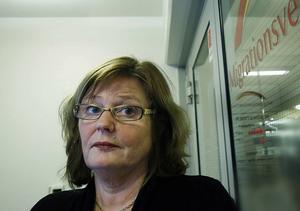 – Det är kärvt nu, konstaterat Annika Nordin, chef på Migrationsverket region Nord.