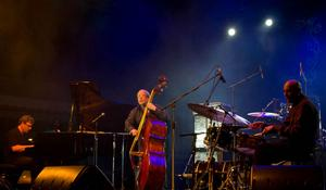 Eddie Gomez Quartet består av några av jazzvärldens främsta musiker.