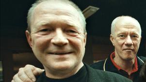 Brasse Brännström och Peter Falck gjorde revy tillsammans. Bilden är från 2000.