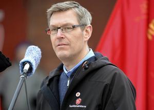 Erik Lövgren (S). Arkivfoto.