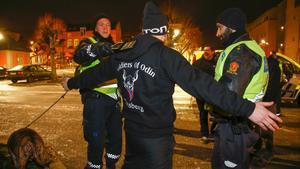 Soldiers of Odin lägger ned sin verksamhet i Dalarna.