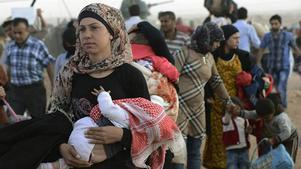 13 miljoner syrier befinner sig på flykt, hälften av dem är barn. Omkring 220 000 människor har dött sedan krigets början.    Våldet har slagit ut allt.  Rädslan för att bli dödad, eller att förlora någon de älskar, är ständigt närvarande. De behöver hjälp nu. Vill du ge ett bidrag?   Sverige för UNHCR PG: 90 01 64-5 BG: 90 0-16 45