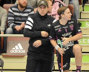 Thomas Brottman var inte nöjd med IBF Faluns insats mot Helsingborg där Alexander Galante Carlström för ovanlighetens skull blev mållös.