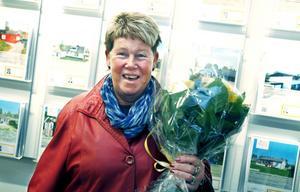 Birgitta Norin från Forsbacka har utsetts till Gävles bohjälte 2012.