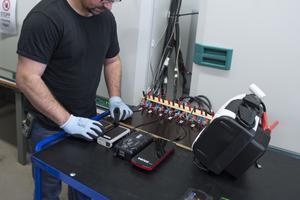 Vi testade totalt sju stycken starthjälpsbatterier.