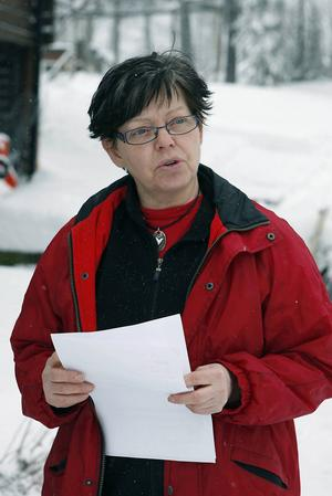Två gånger har Ingrid Olsson (C) velat lagstifta mot fula ord.