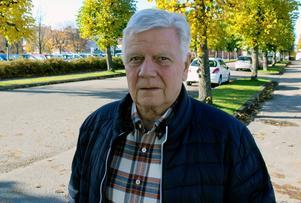 Åke Henriksson hade förväntat sig att allmänhetens intresse för medborgardialogen skulle vara betydligt större.Foto: Torbjörn Granling/Arkiv