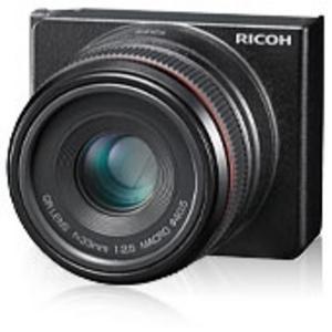 GXR - Unikt kamerasystem från Ricoh