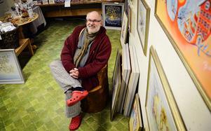 Bror-Eric instiftade kulturstipendiet för Dellenbygdens ungdomar efter att han själv blivit utsett till årets Dellenbygdensbo i början av 2000-talet.