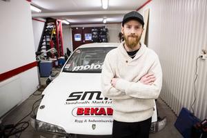 En prekär premiär, men SHRA Sundsvalls Fredrik Sjödin hoppas på att få revansch på Gälleråsen i slutet av maj.