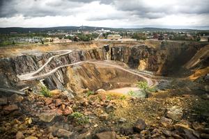 Gruvdriften vid Falu gruva startade troligtvis på 1200-talet.