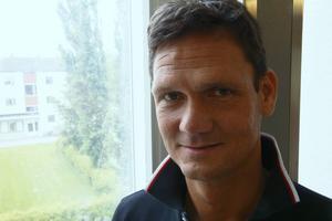 Mikael Breilin, Övikshems ordförande.