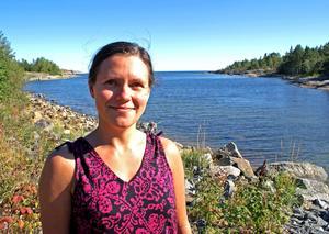 Sara Eriksson, Njurunda är gymnasielärare och undervisar i historia, säger så här om vrakfyndet: