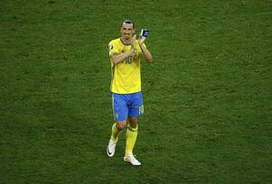 Zlatan Ibrahimovics tid i Blågult är över efter 116 landskamper och 62 mål.