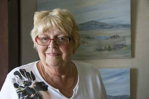 Marianne Lindén håller i gång med arbete och fritidsaktiviteter, det är nog det som gör henne så pigg, menar hon.