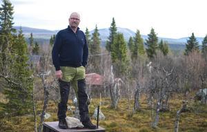 – Besöksnäringen är central för Lofsdalens överlevnad. Målsättningen med projektet är att ge byn långsiktig nytta av de satsningar vi gör. Mitt uppdrag är att säkerställa att projektet blir så bra som möjligt, säger Torsten Byström.