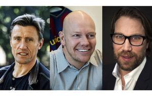 Börje Salming, Peter Forsberg och Mats Sundin tycker att hockeyn måste kunna leva. Nu satsar de på is.