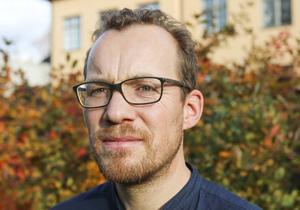 Mattias Schindele, chefläkare vid patientsäkerhetsenheten, Region Jämtland Härjedalen.