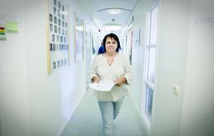 Lena Dahlin, lärare på Granbergsskolan, har inte ansökt om legitimation .- än.