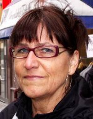 Agneta Östlund-Hemmingsson, 57 år, Lillsjön:– Ja. Det är det bästa fortskaffningsmedlet. Jag tog fram den för 2,5 veckor sedan, det var jättehärligt.