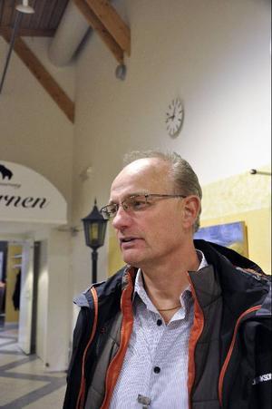Staffan Eriksson, Vemdalsskalet– Det är sällan, jag försöker hålla mig till husmanskost och väljer det som känns nyttigt, inga halvfabrikat.