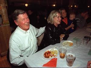 Jojjen Björklund fyller 85 i dag.