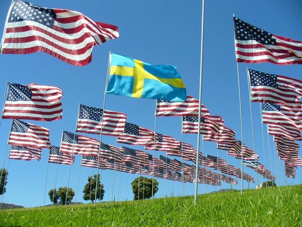 Till minne av alla som dog pa september 11.