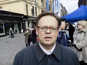 Mer invandring. Invandring är en del av lösningen på Finlands ekonomiska problem, anser ekonomen Juhana Vartiainen. Foto: Lars Ströman
