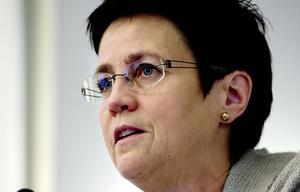 – Jag tycker att de chefer vi har gör ett väldigt bra jobb, säger landstingets förvaltningschef för specialistvården Margareta Berglund Rödén, med anledning av kritiken mot landstingets ledarskap.