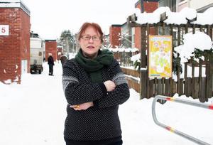 Lillemor Lööf lämnar sitt uppdrag som styrelseordförande för Stenbacken.