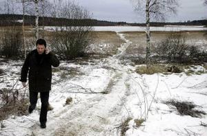 Invånarna i Myresjö hemby kommer att få tillgång till Skängstasjön, landskapets populäraste rastplats för flyttfåglar.