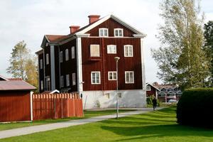 Till salu. Lindbogården har ett av de mest attraktiva lägena i stan.