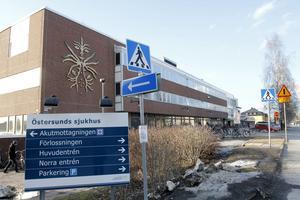 Region Jämtland Härjedalen har fått tillstånd för en fjärde övervakningskamera på akutmottagningen.