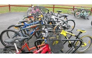 7 av 10 barn saknar lyse på cykelnFOTO: ERIK PETERSSON