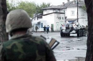 I maj 2005 dödades hundratals demonstranter i en massaker i Andizjan, Uzbekistan. Soldaterna öppnade eld på order från regeringen.