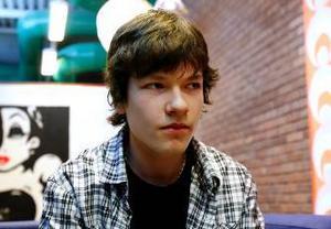 """Johan Wallberg, 15 år.– Jag kollar inte på det, men tv-serien """"Andra avenyn"""" handlar mycket om problem och saker som kan hända när man är tonåring."""
