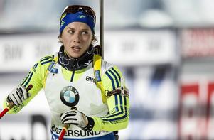 Stafettsilvret innebär att den andra JVM-medaljen för den i Östersund boende Anna Magnusson.   Arkivbild: TT