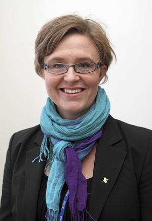 HR-direktör Karin Rystedt.