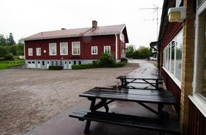 Övertängerskolan avvecklas successivt under hösten och helt från höstterminen 2008. Foto: Kjell Jansson