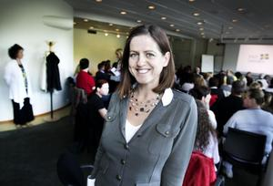 Anne Tusveld har stenkoll på vad som lockar holländska turister. I går föreläste hon för länets turistföretagare.
