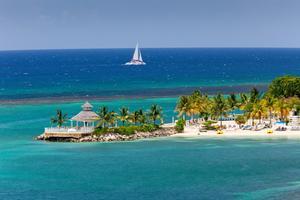 Exotiskt och farligt - så framställs Jamaica i Bond.