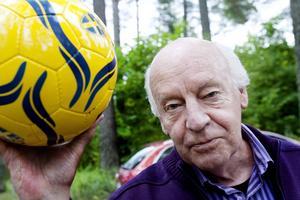 Eduardo Galeano (1940–2015).   Foto: Catharina Sandström