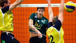Anton Kjernholm, bäst i Södertelge.