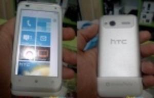 HTC Omega fångad på bild