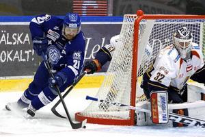 Mattias Ritola missar tisdagsmatchen mot HV71 på grund av skada.