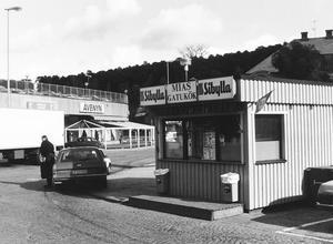 Föregångaren till Mias gatukök stod vid inre Marens innersta del, ganska nära det Sorbonska huset.