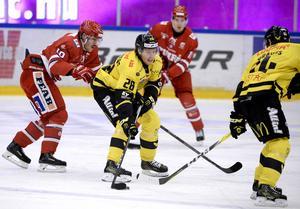 Lukas Zetterberg ryktas vara på väg till Timrå IK nästa säsong.